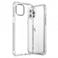 Dėklas Joyroom Crystal iPhone 12 mini Permatomas (JR-BP778)