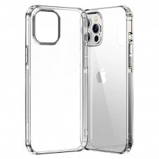 Dėklas Joyroom New T IPhone 12 Pro / iPhone 12 Permatomas (JR-BP791)