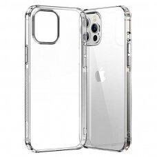 Dėklas Joyroom New T Series  iPhone 12 Pro Max Permatomas (JR-BP792)
