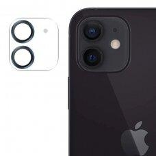 Joyroom Shining Series apsauginis kameros stiklas iPhone 12 Mėlynas (JR-PF687)