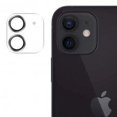 Joyroom Shining apsauginis kameros stiklas iPhone 12 mini sidabrinis (JR-PF686)