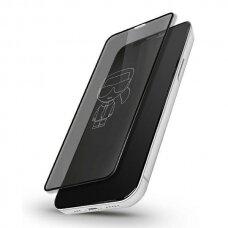 Ekrano Apsauginis Stiklas Karl Lagerfeld Magic Logo Tempered Glass KLSPP12MTR iPhone 12/12 Pro 6.1