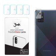 Защитная пленка для камеры 3MK Flexible Glass Lens Samsung A526 A52 5G