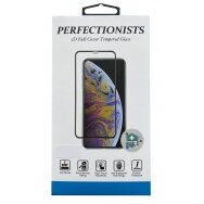 Защитное стекло дисплея 5D Perfectionists Tempered Glass Xiaomi Redmi Note 9 выгнутое черное