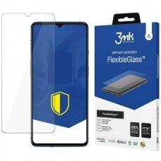 LCD apsauginė plėvelė 3MK Flexible Glass Max Xiaomi Mi 11 Lite 4G/5G juoda