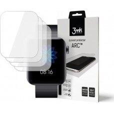 LCD apsauginė plėvelė 3MK Watch ARC Apple Watch SE 44mm 3vnt