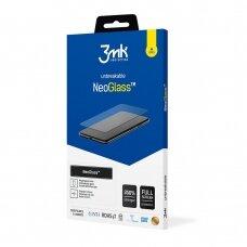LCD apsauginis stikliukas 3MK Neo Glass Xiaomi Redmi Note 10 5G juodas