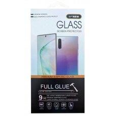 LCD apsauginis stikliukas 5D Cold Carving Xiaomi Mi A3 Lite/Mi 9 Lite/CC9 lenktas juodas UCS129