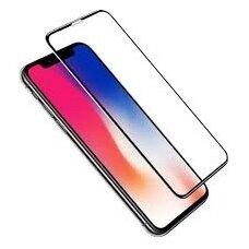 Lcd Apsauginis Stikliukas 5D Full Glue Apple Iphone Xr/11 Juodas