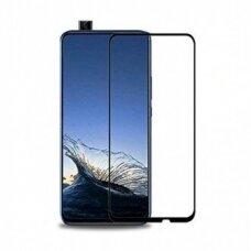 Lcd Apsauginis Stikliukas 5D Full Glue Huawei P Smart Pro 2019/Honor Y9S Lenktas Juodas