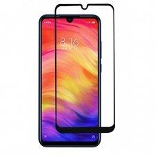 Lcd Apsauginis Stikliukas 5D Full Glue Xiaomi Mi 9 Se Lenktas Juodais Kraštais