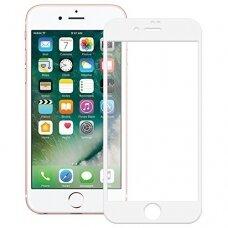 Lcd Apsauginis Stikliukas 5D Perfectionists Apple Iphone 7/8/Se2 Lenktas Baltas