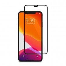Lcd Apsauginis Stikliukas 5D Perfectionists Apple Iphone Xs Max/11 Pro Max Lenktas Juodas