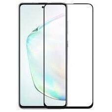 LCD apsauginis stikliukas 5D Perfectionists Samsung Note 10 Lite/A81 lenktas juodas UCS020
