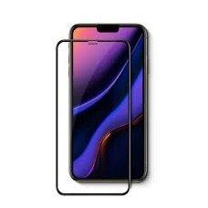 Lcd Apsauginis Stikliukas 9D Full Glue Apple Iphone Xr/11 Juodas