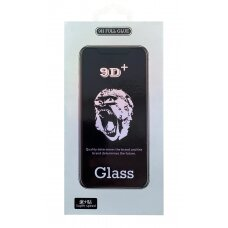 LCD apsauginis stikliukas 9D Gorilla Apple iPhone 6/6S juodas UCS064