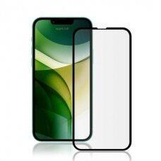 LCD apsauginis stikliukas 9H 5D Apple iPhone 13/13 Pro juodas