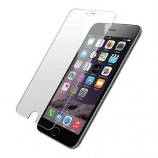 Lcd Apsauginis Stikliukas 9H 5D Apple Iphone 6/6S Baltas