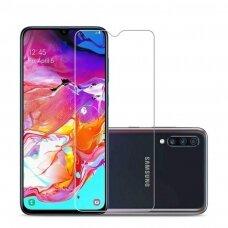 Lcd Apsauginis Stikliukas 9H Samsung A405 A40