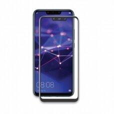 LCD apsauginis stikliukas Adpo 3D Huawei Mate 20 Lite lenktas juodas UCS081