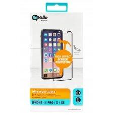 Lcd Apsauginis Stikliukas Behello High Impact Glass 5D Apple Iphone 6/6S/7/8