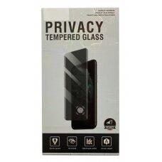LCD apsauginis stikliukas Full Privacy Apple iPhone 6/6S baltas