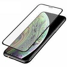 Lcd Apsauginis Stikliukas Myscreen Diamond Edge 3D Apple Iphone Xr/11 Juodas