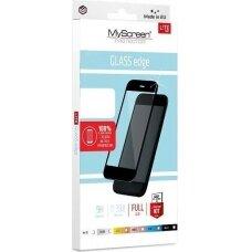 LCD apsauginis stikliukas MyScreen Lite Edge Full Glue Apple iPhone 6/6S juodas UCS064