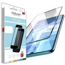 LCD apsauginis stikliukas MyScreen Lite Edge Full Glue Samsung A426 A42 juodas