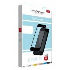 LCD apsauginis stikliukas MyScreen Lite Edge Full Glue Samsung A526 A52 5G juodas