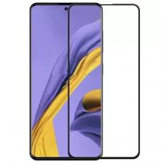 Lcd Apsauginis Stikliukas Myscreen Lite Edge Full Glue Samsung S10 Lite/A91 Juodas