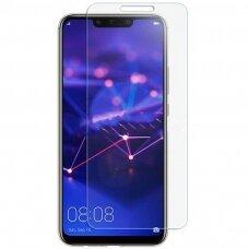 Lcd Apsauginis Stikliukas Nano Optics 5D Uv Glue Huawei Mate 20 Pro Lenktas Skaidrus