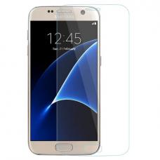 Lcd Apsauginis Stikliukas Nano Optics 5D Uv Glue Samsung G935 S7 Edge Lenktas Skaidrus