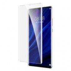 Lcd Apsauginis Stikliukas Nano Optics 5D Uv Glue Samsung G970 S10E Lenktas Skaidrus