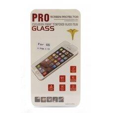 LCD apsauginis stikliukas Pro Apple iPhone 6/6S baltas 0.2mm UCS064