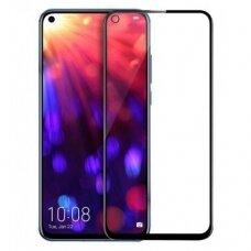 Lcd Lenktas Apsauginis Stikliukas 5D Full Glue Huawei Honor 20/Honor 20 Pro Juodais Kraštais
