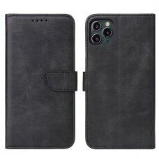 Atverčiamas Dėklas Magnet Case elegant bookcase iPhone 11 Pro Juodas