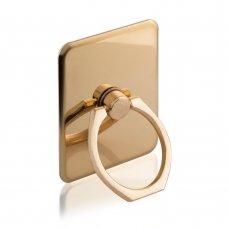 Metalinis Žiedas / Laikiklis Išmaniesiems Telefonams Ir Planšetėms Auksinis