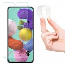 Nano Flexi Hibridinis Stiklas Samsung Galaxy A51