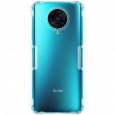 Nillkin Nature Tpu Ultra Slim Dėklas Xiaomi Redmi K30 Pro / Poco F2 Pro Skaidrus