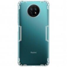 Dėklas Nillkin Nature TPU Xiaomi Redmi Note 9T 5G Permatomas