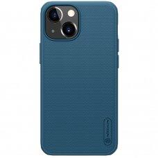 Dėklas Nillkin Super Frosted Shield Pro iPhone 13 mini Mėlynas