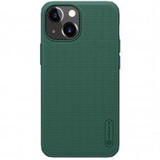 Dėklas Nillkin Super Frosted Shield Pro iPhone 13 mini Žalias