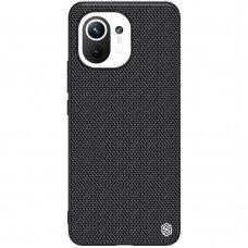 Dėklas Nillkin Textured Case rdengtas nailonu Xiaomi Mi 11 Juodas