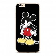 """Originalus Disney dėklas """"Mickey 011"""" Huawei P20 Lite juodas (DPCMIC7821) (sny76)"""