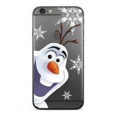 """Originalus Disney dėklas """"Olaf 002 """" Samsung Galaxy A51 permatomas (DPCOLAF424) (lop20)"""