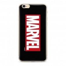 """Originalus Marvel dėklas """"Marvel 001  """" Huawei P20 Lite juodas (MVPC010) (sny76)"""