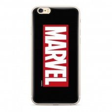 "Originalus Marvel dėklas ""Marvel 001  "" iPhone 8 Plus / iPhone 7 Plus juodas (MVPC126) (gcl74)"