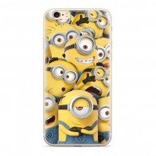 """Dėklas """"Minions 020"""" Huawei Mate 20 Pro geltonas (DWPCMINS8480) (jfu77)"""