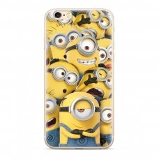 "Dėklas ""Minions 020"" iPhone 8 Plus / iPhone 7 Plus geltonas (DWPCMINS8459) (gcl74)"